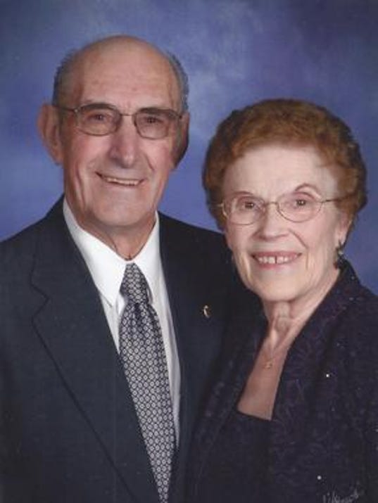 Anniversaries: Don Froehling & Corinne Froehling