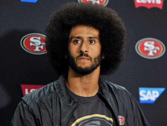 Colin Kaepernick Asks For Focus To Be On Message Not