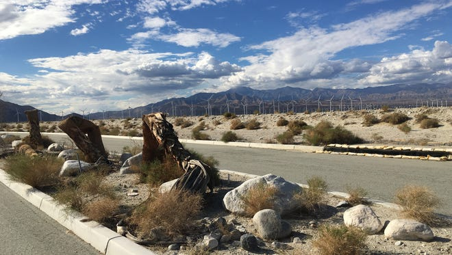 The Avalon real estate development in Palm Springs was approved in 2004. Only some of its streets, landscaping and other infrastructure were installed before the Great Recession halted the project. Freehold Communities is proposing to revive the project now known as Miralon.