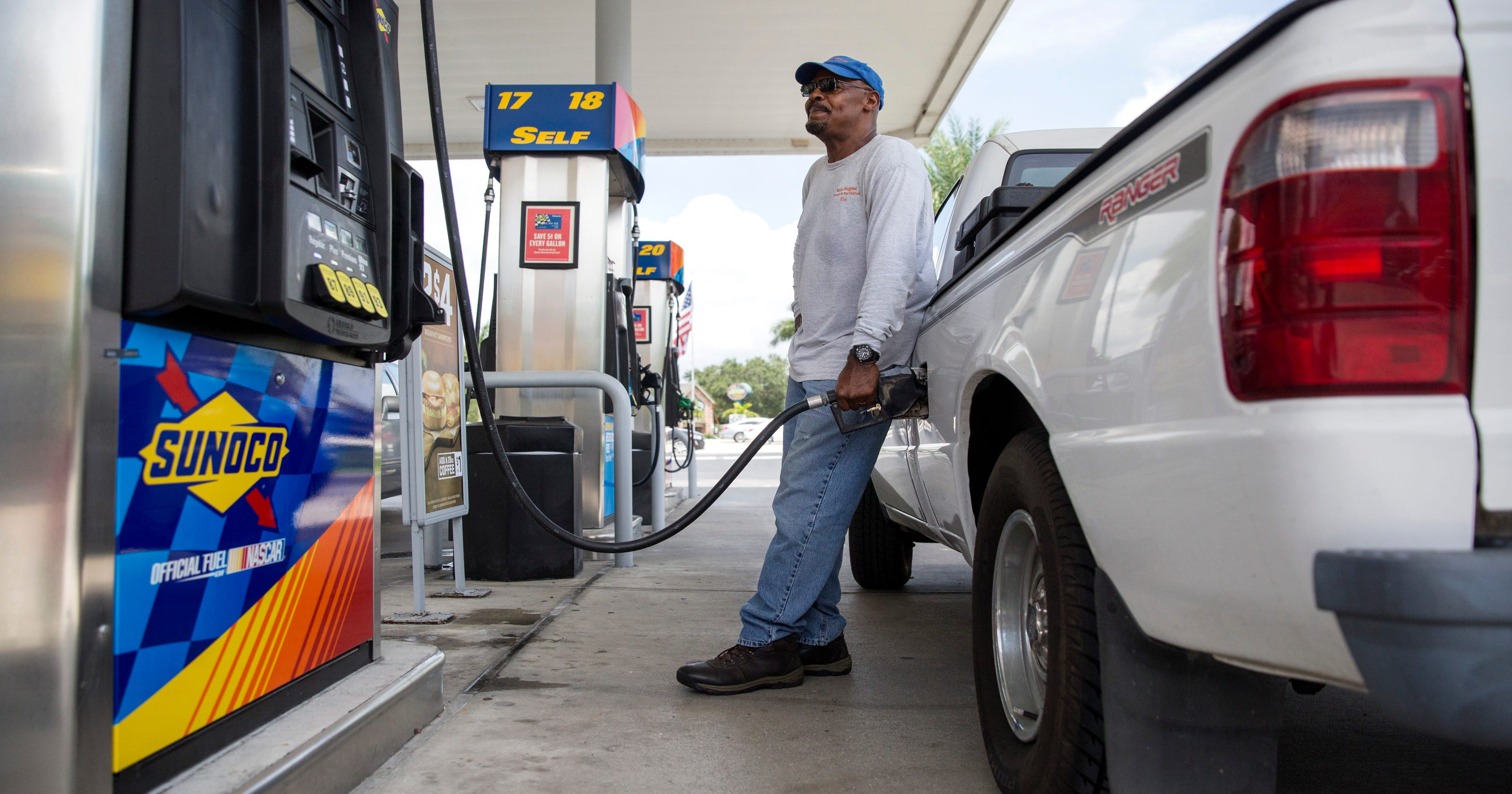 Gas Prices In Florida >> Gas Prices Spike 7 Cents In Florida Analysts Predict More Increases
