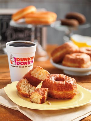 A new Dunkin' Donuts at 4020 S. Campbell Ave. opened 7 a.m. Monday.