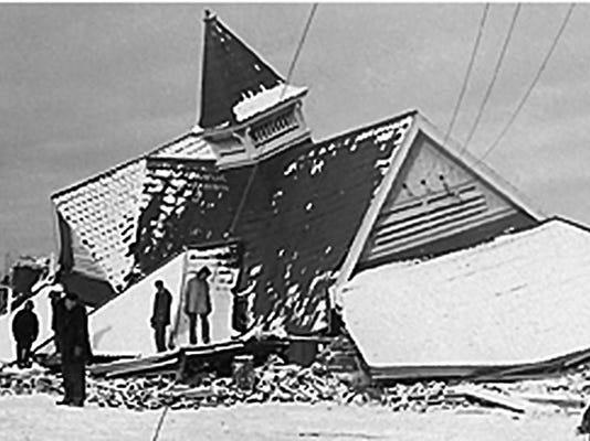 FAL 0706 MT Moment Earthquake