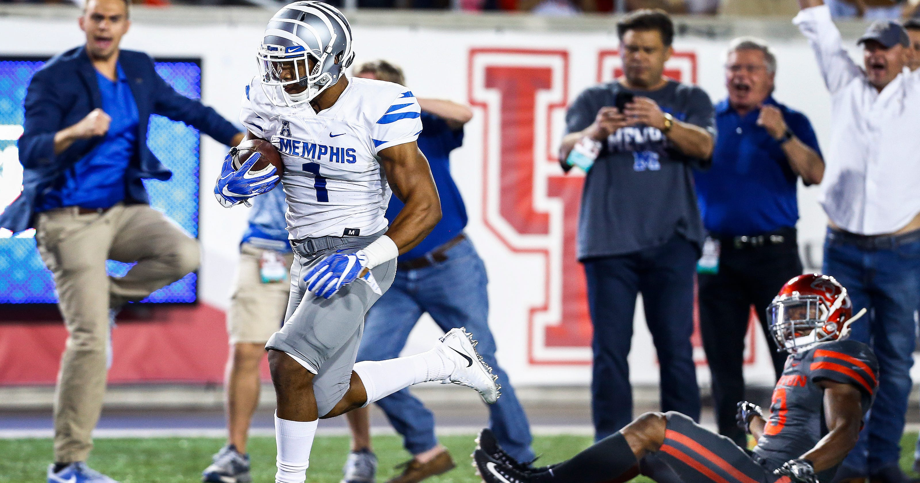 How the Memphis Tigers built one of the nation s most feared kickoff return  units 60707139b