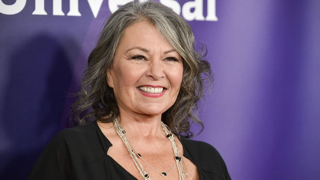 Roseanne Barr in October 2017.