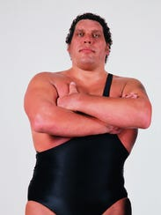 Andre the Giant is profiled in the HBO documentary