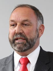 Iowa State University President Steven Leath