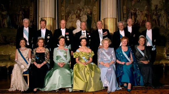 Europe's royalty