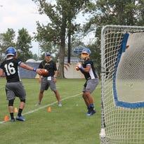 Zach Lujan (16) is officially SDSU's starting QB.