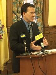 Assemblyman Declan O'Scanlon, R-Monmouth, at a 2016