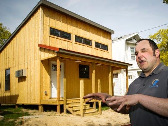 Brent Forsberg of Forsberg Construction Co. talks about