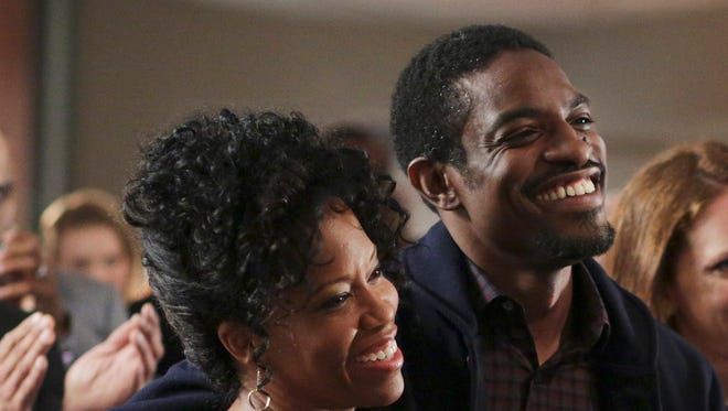 Terri (Regina King) and Michael (Andre Benjamin) LaCroix are doing their best to protect their son in the new season of 'American Crime.'