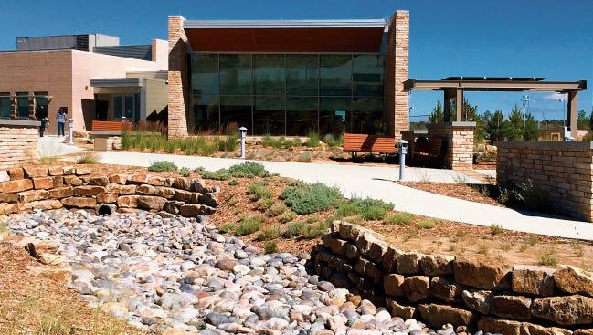 The Bureau of Land Management's headquarters in Farmington are pictured June 15.