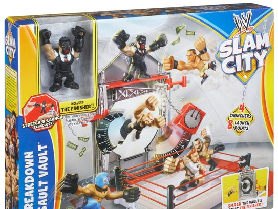 The Finisher toy