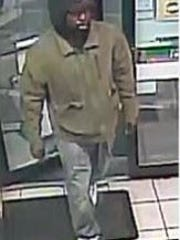 Police are looking for a man who they say shot and killed a clerk at an Exxon on Oct. 17. Photo courtesy York City Police.