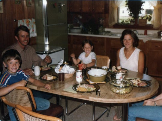 Patricia Dongo Soria of Peru visited Montana in July 1980. She stayed with this family but has lost touch with them and doesn't remember their name.