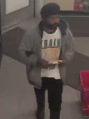 The second man believed to have been involved in the June 29 holdup of a Meijer gas station in Westland.