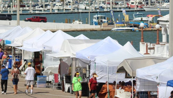 The Arts Alive! art festival will be Sept. 23-24, 2017, at the Art Center of Corpus Christi