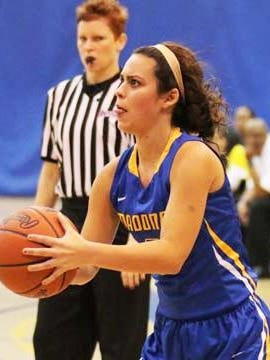Madonna freshman guard Lindsey Hernden was also named Wolverine-Hoosier Athletic Conference Player of the Week.