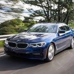 Photos: 2017 BMW 5 Series