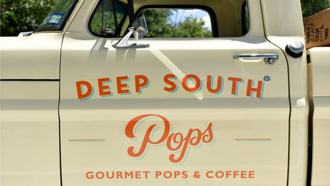 Move over ice cream man! You're likely to see this truck around town on a mission to deliver sweet treats. Drop in to to the Belhaven shop to try one of your own.