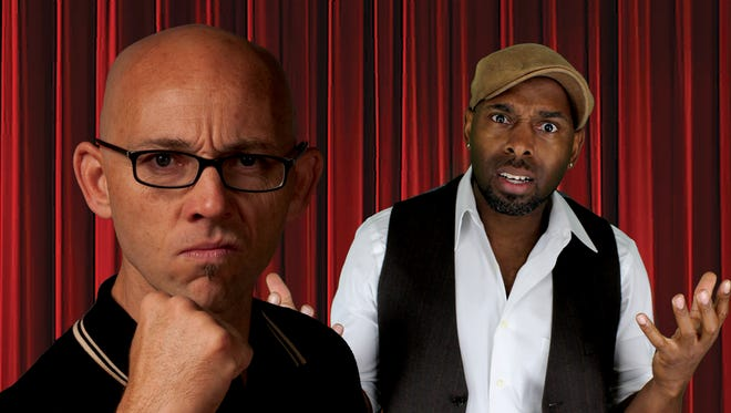 Catch the Divided Comedy Tour featuring Ian Harris and Ty Barnett 8:30 p.m. April 22 at Salem's Historic Grand Theatre. Cost is $17 in advance, $20 at the door.