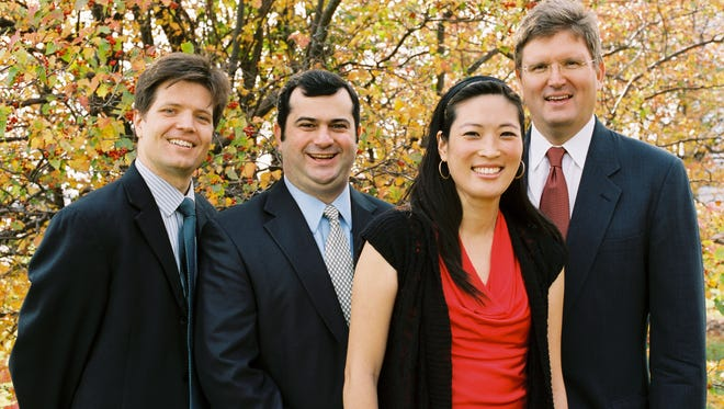 Milwaukee's Philomusica String Quartet opens its concert season with an Oct. 23 performance at Wisconsin Lutheran College.