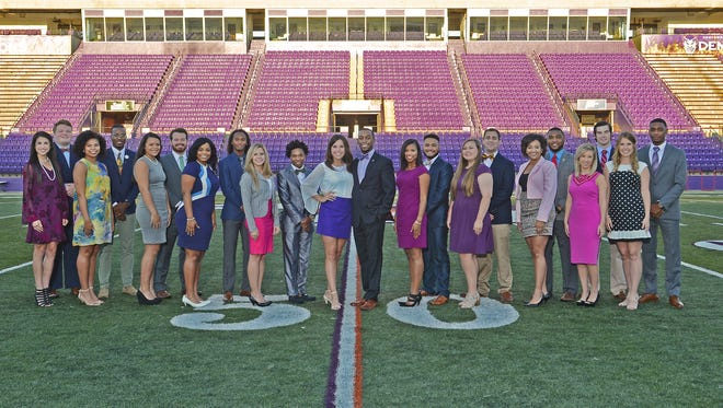 Northwestern State names 2016 Homecoming Honor Court