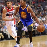 Warriors: Durant out indefinitely with left knee injury