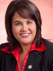 Sen. Tina Rose Muna Barnes