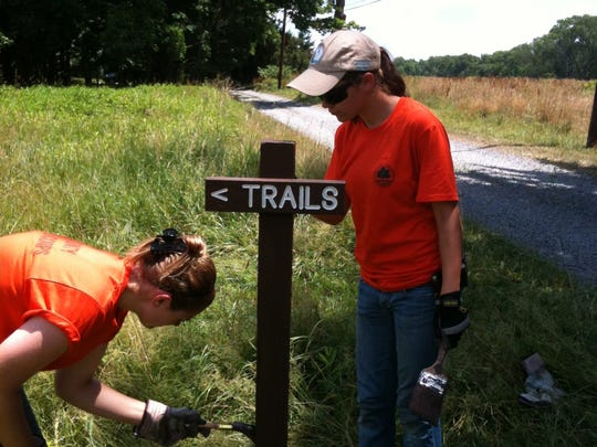 Applications are now being accepted for the Middlesex County Youth Conservation Corps.