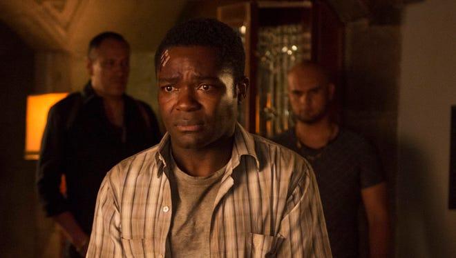 "David Oyelowo stars in ""Gringo."""