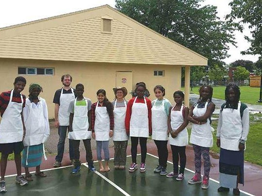 The start w clean aprons