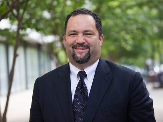 Ben Jealous is a Democratic candidate for governor f Maryland.