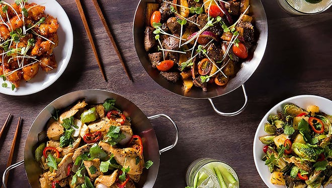 P.F. Chang's popular wok dishes and from-scratch sauces are served in more than 200 locations around the world.