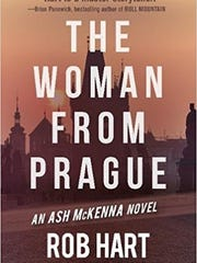 The Woman From Prague. By Rob Hart. Polis Books. 320