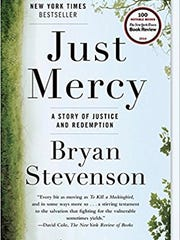"""Just Mercy,"" by Bryan Stevenson"