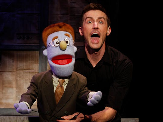 "Fan fave Toby Yatso returns in Phoenix Theatre's production of ""Avenue Q."""