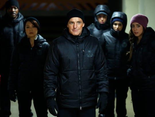 Coulson team SHIELD