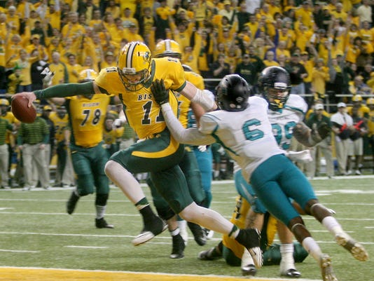Ndsu Sam Houston Forming Playoff Rivalry In Fcs Football