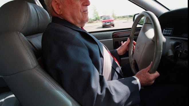 Learn the signs of when it's no longer safe for you to drive at an AGE of Central Texas virtual class. [JUDY WALGREN/DALLAS MORNING NEWS