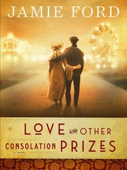 """Love and Other Consolation Prizes"" by Jamie Ford is"