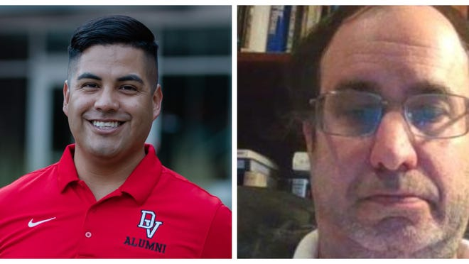 Del Valle school board Place 2 incumbent Damian Pantoja won his first full term over opponent David Albert.