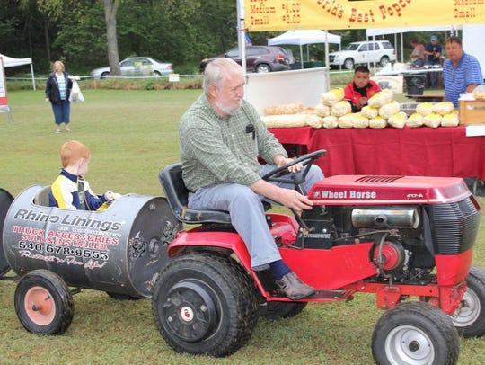 Massanutten Antique Tractor and Gasoline Engine Club
