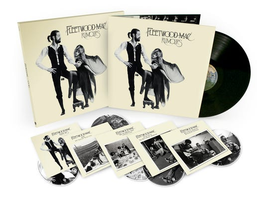 Fleetwood Mac 'Rumours' reissue