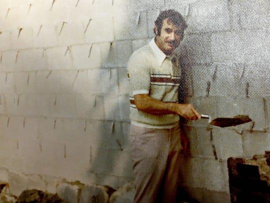 RocRoots: Aldo Lepore working on his Chili Avenue store