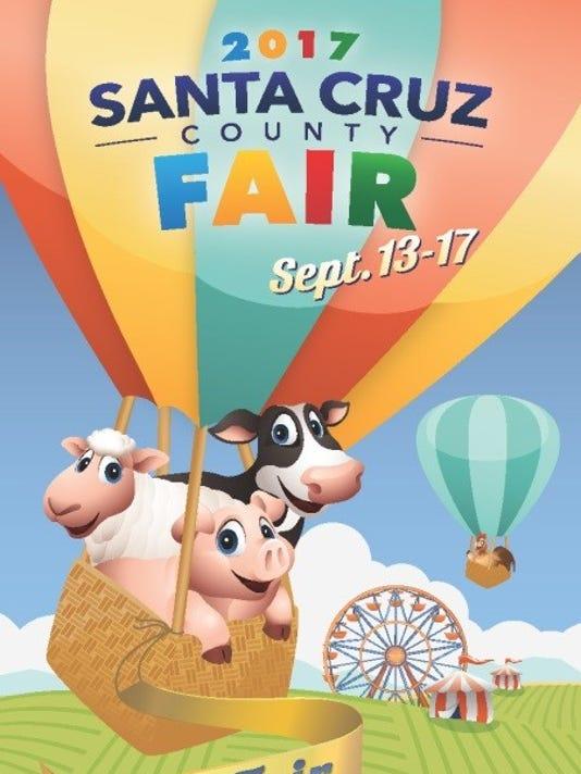 2017 Santa Cruz County Fair.