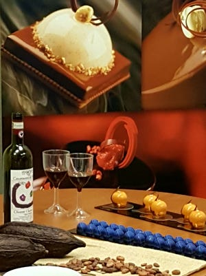 Norman Love offers classes on wine and chocolate pairing.