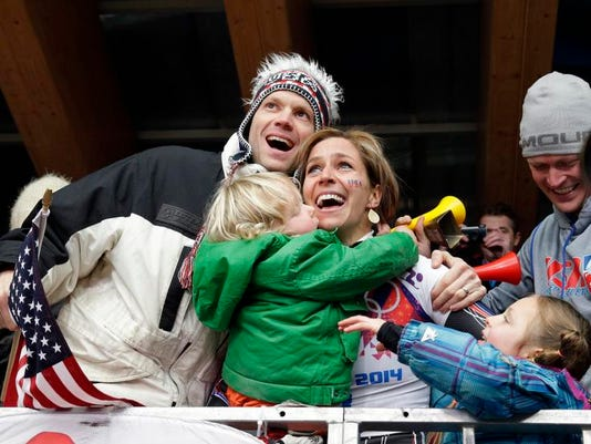 ADDITION Sochi Olympics Skeleton Women