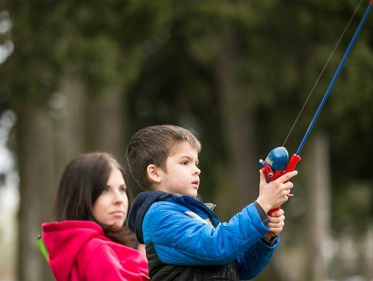 William Shaffer Trout Fishing Derby