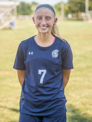 Ashlynn Swanger, Chambersburg girls soccer